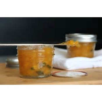 Peach Jalapeno Jam-8oz Jar